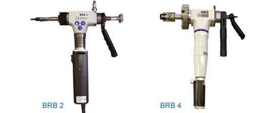 Boilerrohrbearbeitung BRB2 BRB4 orbitalum +GF+