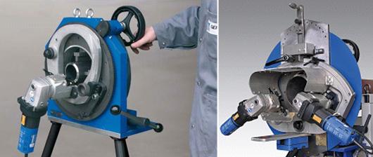 Rohrenden Bearbeitungsmaschine GERIMA PC170 MMP170