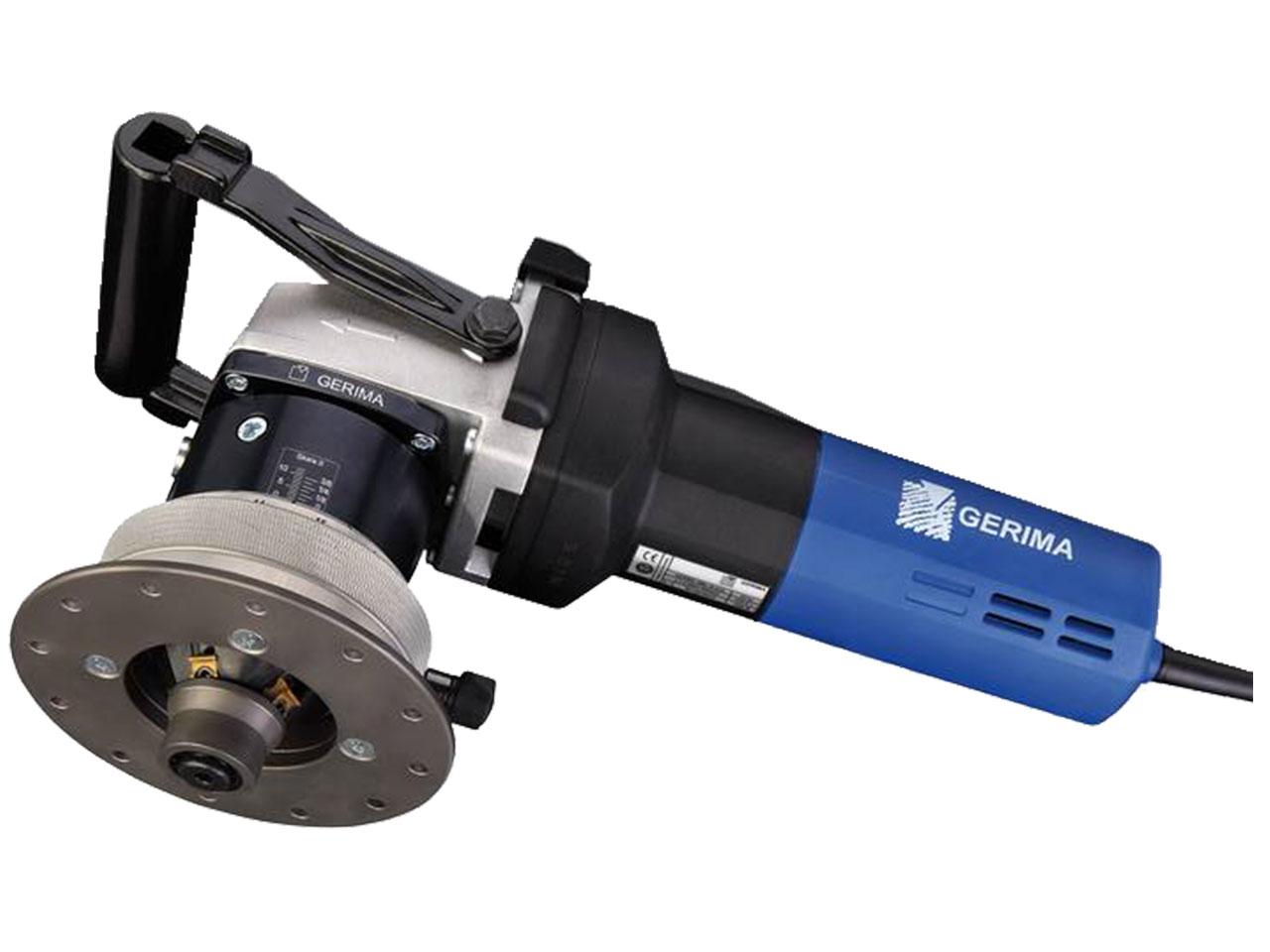 Link zu Handfräsmaschine SMA 40-E (Fase 1-10 mm und Radius 2-4 mm)