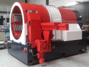 masub Copier Beaver 48s Rohrendenbearbeitungsmaschine Front
