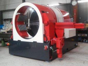 masub Copier Beaver 48s Rohrendenbearbeitungsmaschine Vorne
