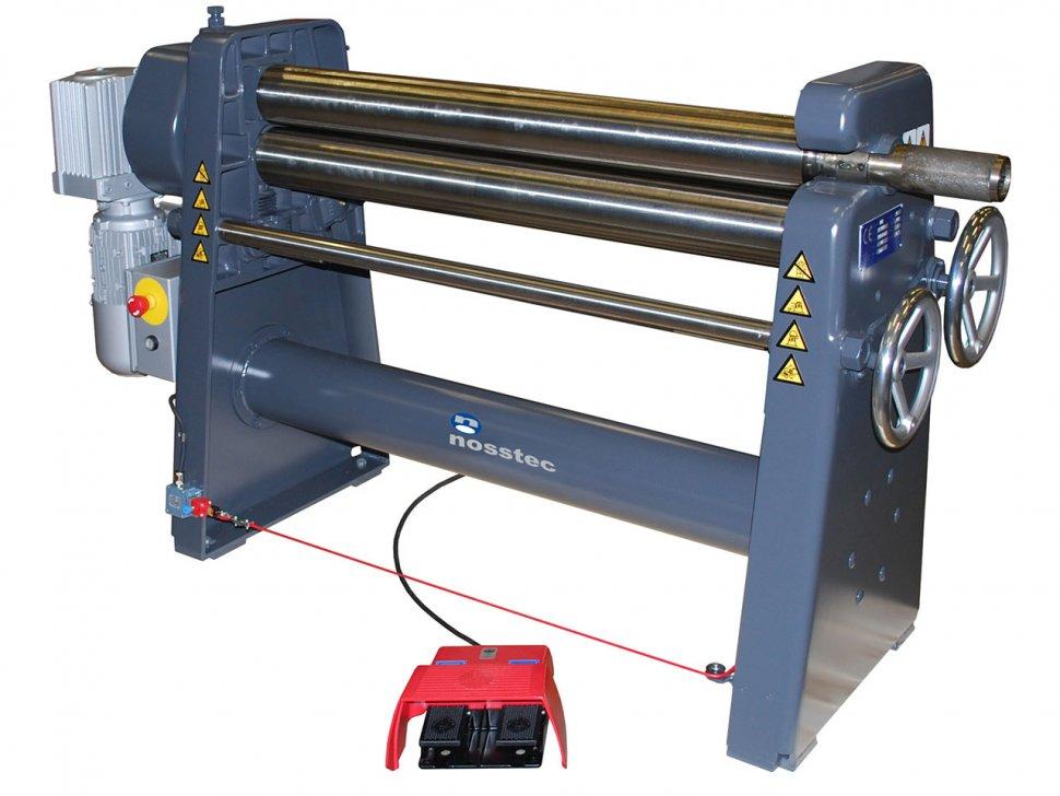 masub Nosstec Rundbiegemaschine 8266 Maschine