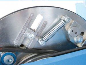 masub Aceti Rohrumschleifmaschine Art150 Bandspanner