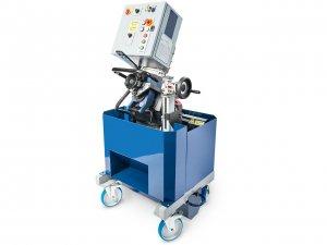 Kantenfräsmaschine<br> ASO 900 Plus Bigger