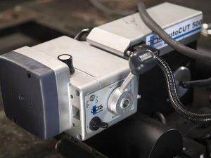 masub Bds Kantenfraesmaschine Autocut500 Vorschubschalter