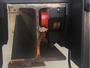 masub Gbc Kantenfraesmaschine Beamedge Traeger Detail