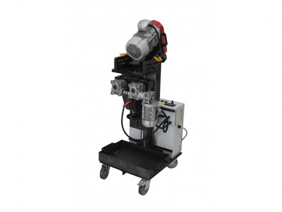 masub Gbc Multiedge80 Maschine Frontansicht
