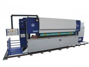 Link zu Fasen-Bandschleifmaschine LGE