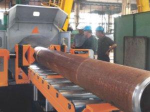 masub Gerima Rohrendenbearbeitungsmaschine Lpp In Der Produktion