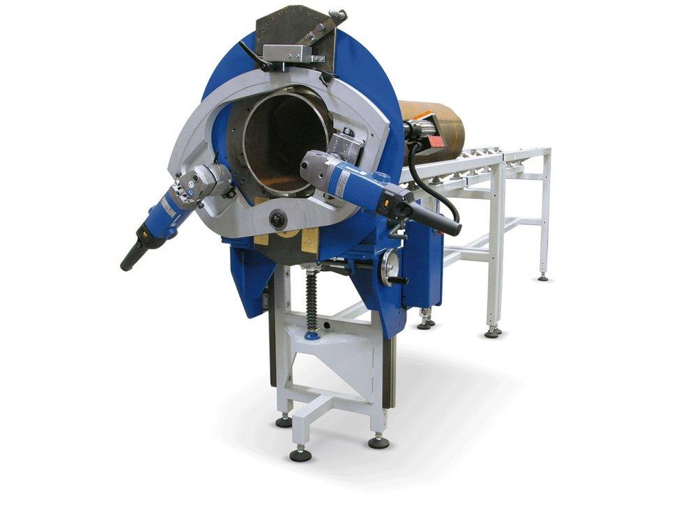 masub Gerima Rohrendenbearbeitungsmaschine Mmp320