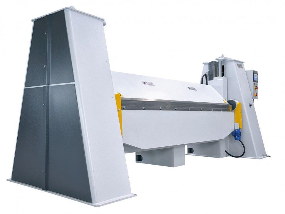 masub Hochstrate Sbm Maschine 4000mm
