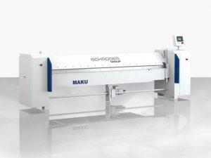 masub Schroeder Schwenkbiegemaschine Maku Steuerung Nano Touch