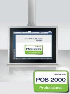 masub Schroeder Schwenkbiegemaschine Pos2000 Steuerung