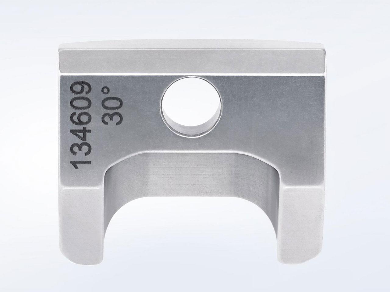 Schweisskantenformer TKF 700 Gegenhalter 30°