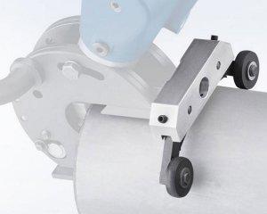 TKF1500 Rollenhalter für Rohrbearbeitung