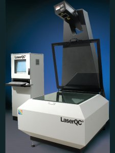 masub Virtek Laserqc 800 Messystem