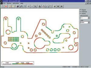 masub Virtek Laserqc Messystem Beispiel Messauswertung