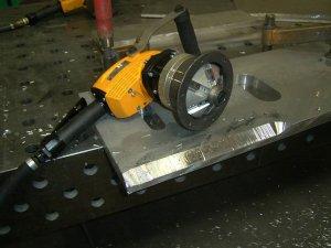 masub Gerima Handfraesmaschine Sma 60 P Aluminiumbearbeitung