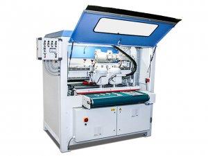 masub Loewer Entgratmaschine Discmaster4td Offen