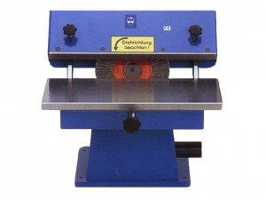 masub Mfk 16545 Ke1 Entgratmaschine Af165 Lamellenteller Eingebaut