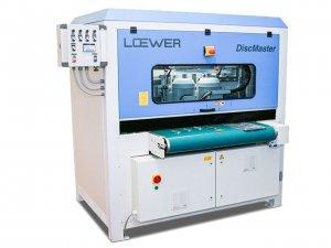 masub Loewer 4td Entgratmaschine Discmaster4td