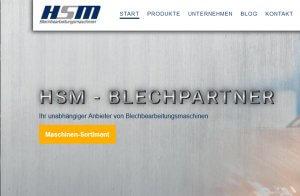 Artikelbild zu Neuer Internetaufritt Blechpartner.de
