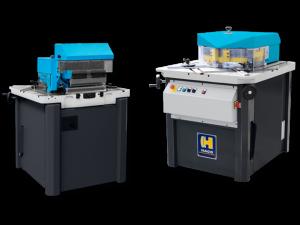 Artikelbild zu Ausklinkmaschine mit Abkantstation HACO COMBI