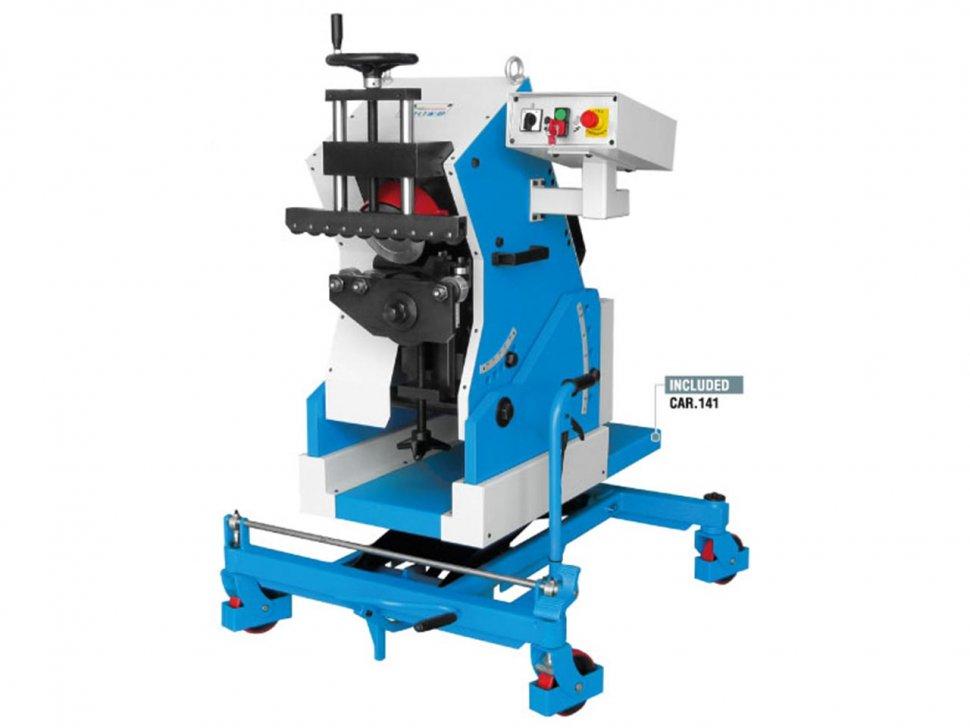 masub Aceti Art141 Rollenscherenmaschine