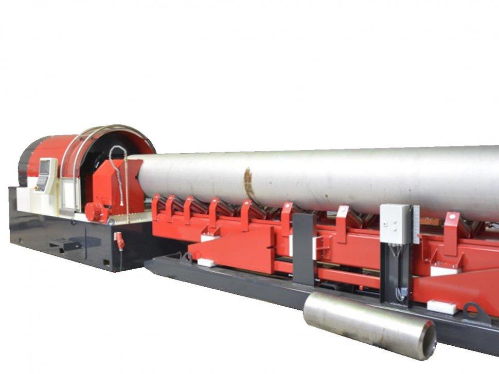 masub Copier Beaver 24 S Automatik Rohrendenbearbeitungsmachine