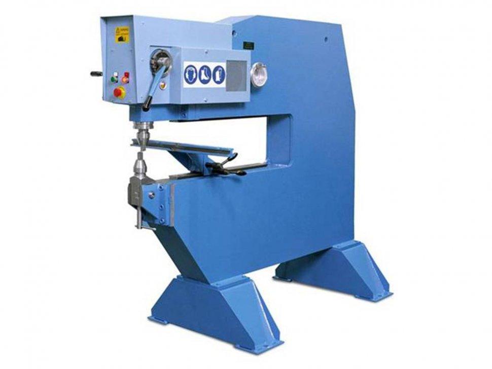 masub Pullmax Universalmaschine Nibbelmaschine P201