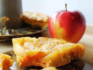 Artikelbild zu Weihnachtsspecial: Apfel-BLECHkuchen
