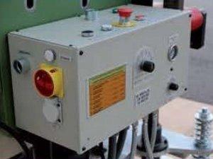 masub Cevisa Fasenfraesmaschine Chp 60g Bedienpult