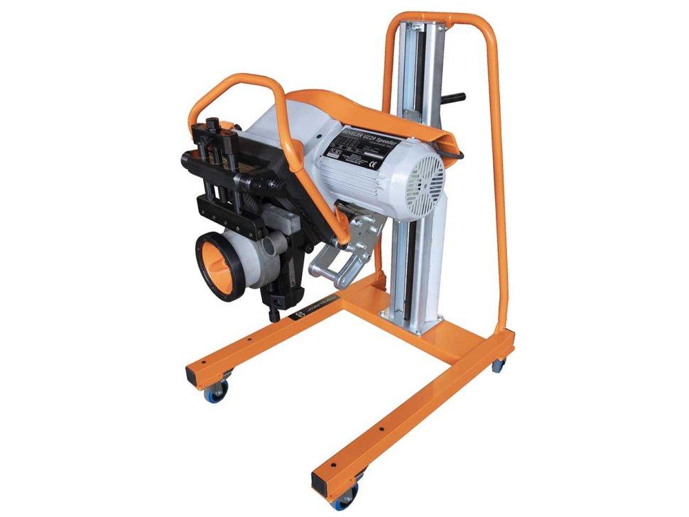 Masub Rollenscherenmaschine Uz29 Speeder Esm2960