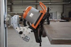 Masub Rollenscherenmaschine Uz29 Speeder Esm2960 Aktion Detail