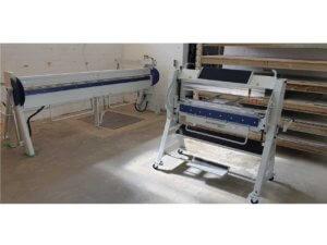 Artikelbild zu Bleche Schneiden, Schwenkbiegen oder kompliziertere Kantungen, Rund-um Professionell ausgestattet.